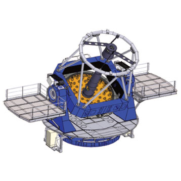 Optical Design of Ground Based Telescopes